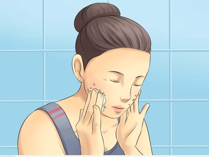 6 خطوات يومية لبشرة صحية