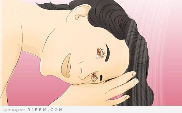 7 نصائح لعلاج الشعر الدهني