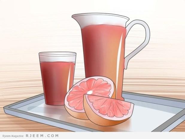 7 مشروب صحي للتخسيس