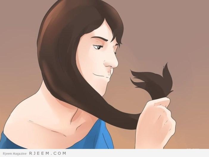 9 اطعمة مهمة لصحه الشعر