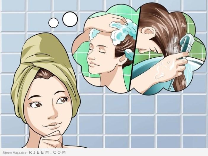 6 وصفات طبيعية لتطويل الشعر بسرعه
