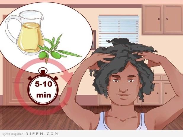 علاج قشرة الرأس بطرق طبيعية وفعالة