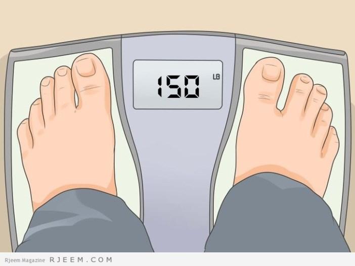 10 خطوات لتخسيس الجسم
