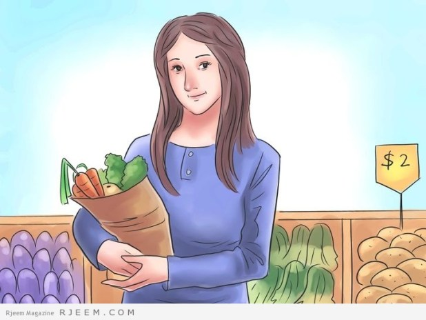 20 وصفه لعصائر الخضروات للتخسيس