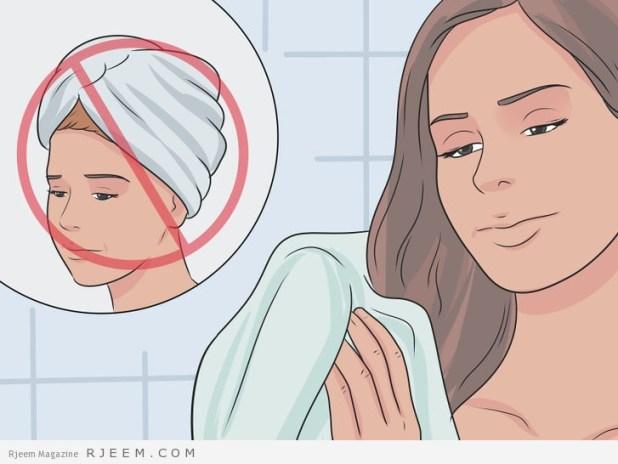 4 وصفات طبيعية لعلاج الشعر المتقصف