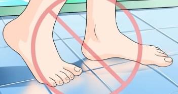 11 طريقة للتخلص من رائحه القدمين