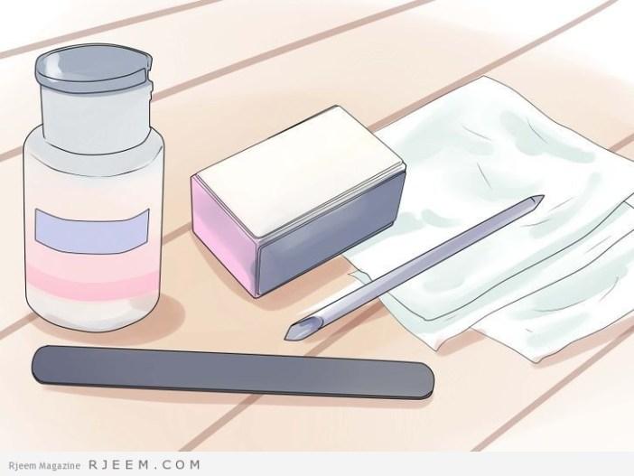 5 طرق للحصول على اظافر صحية