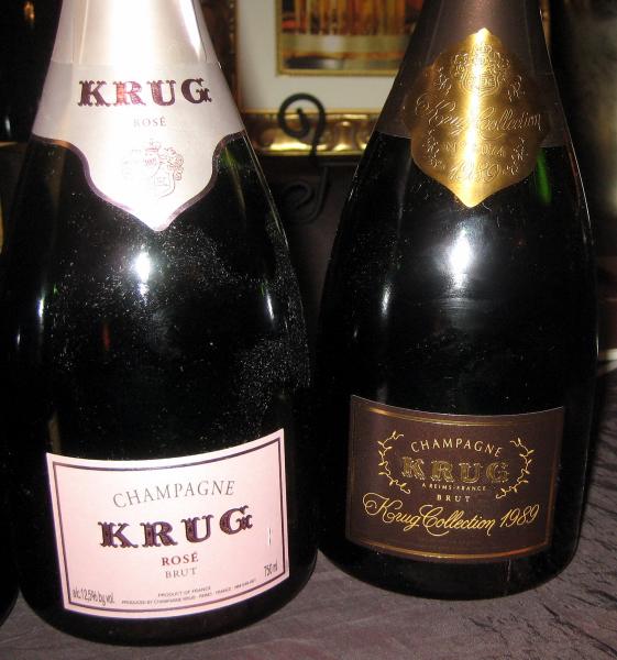 The Krug Rosé