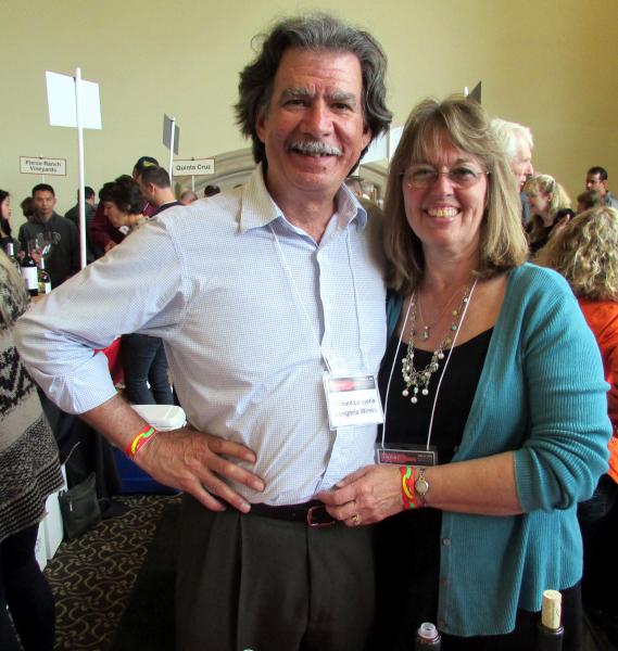 Richard and Diana Longoria