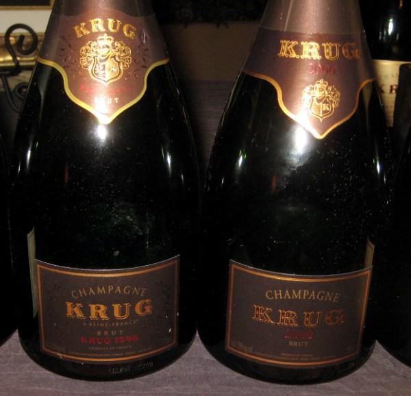 Vintage Krugs - 1998 & 2000