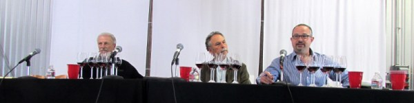 Fort Ross-Seaview Pinot Noir seminar panel at 2013 WoW