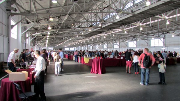 2013 Family Winemakers at San Francisco's Fort Mason