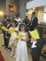 Eerste Communie 2 juni 2013  2