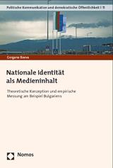 Gergana Baeva: Nationale Identität als Medieninhalt
