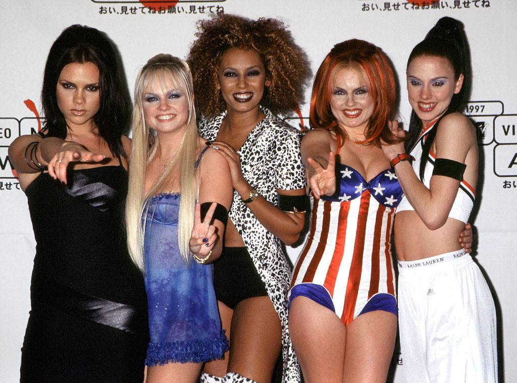 Ranking Spice Girls - Then and Now