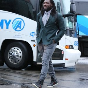 Just have long hair and you'll be one of the best RB's in the league.