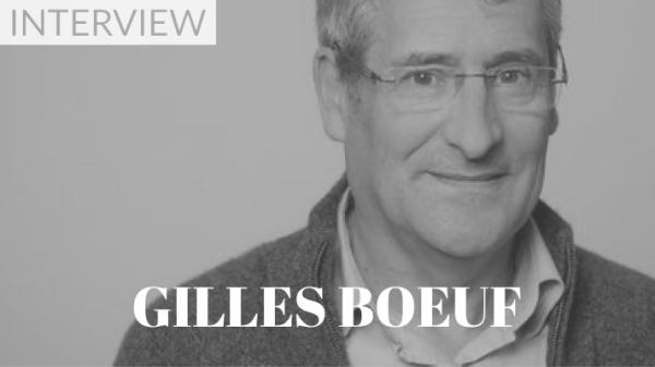 [INTERVIEW] Chez moi avec l'ONF et Gilles Boeuf