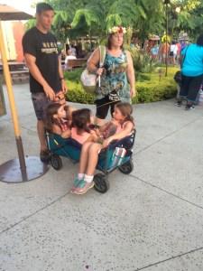 A Wagon of Kids