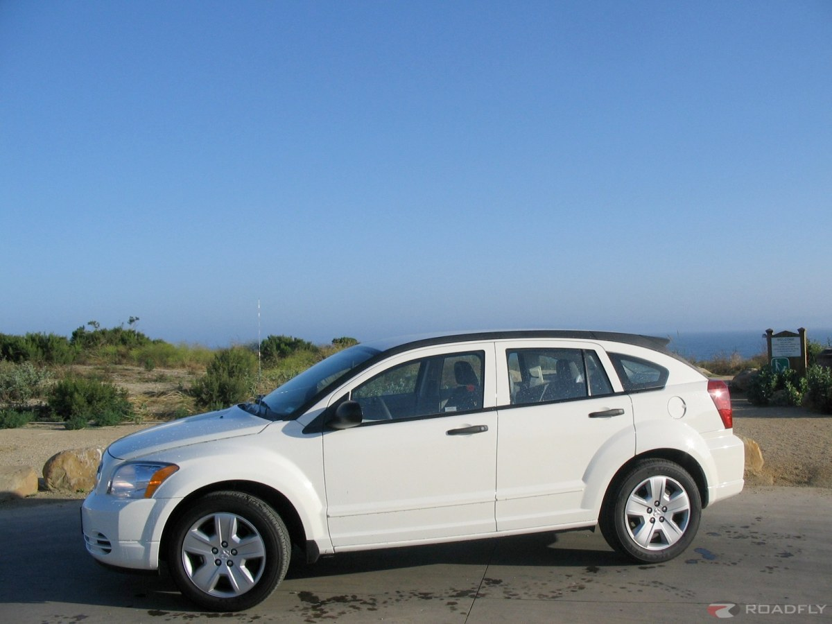 2007 Dodge Caliber:  A Crossover Hit