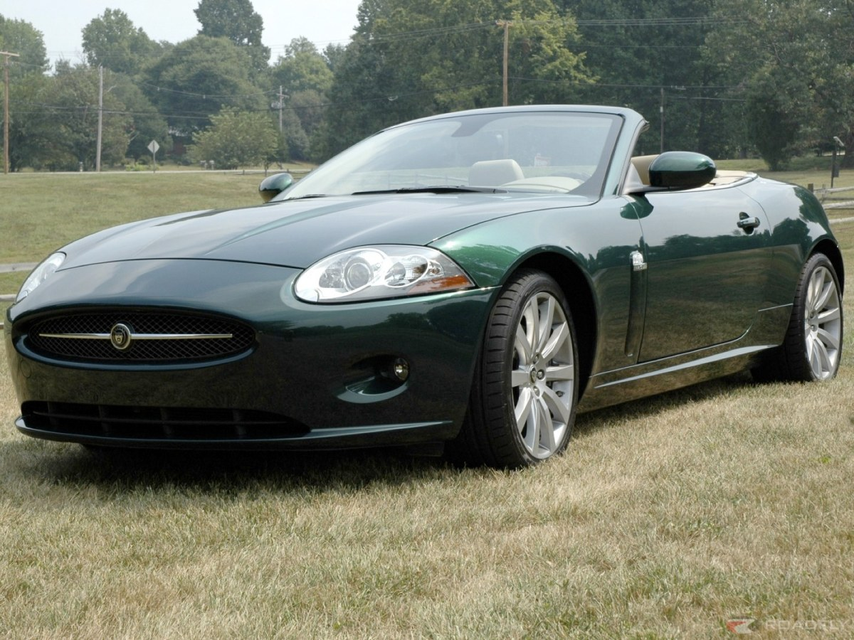 2007 Jaguar XK Convertible: Worthy of the XK Moniker
