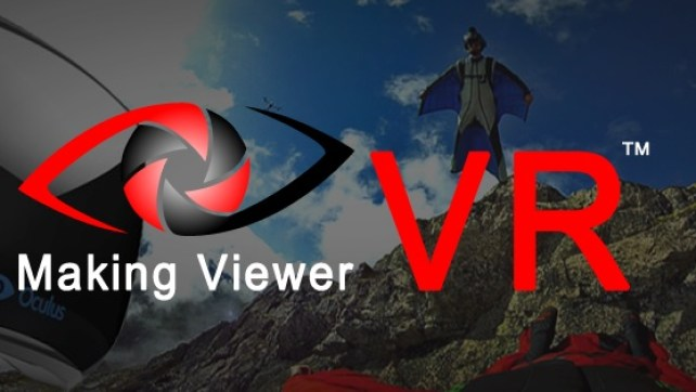 making view making viewer 360 degree video oculus rift