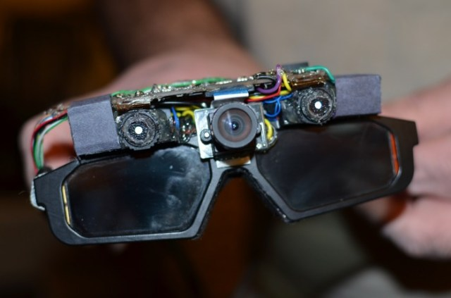 ces 2014 castar hands on hd prototype augmented reality virtual reality