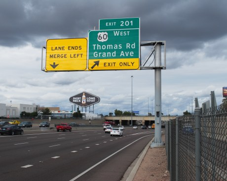 ADOT Signing Maintenance