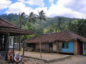 Pangguyangan village