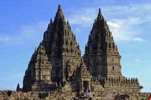 Prambanan temple, Yogyakarta, Central Java