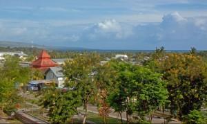 Waingapu town, Sumba, Indonesia
