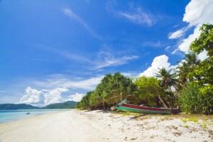 Sekongkang beach, Sumbawa, Indonesia
