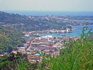 Jayapura city, provincial capital of Papua province