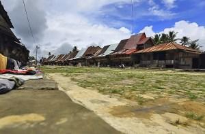 Bawomataluo traditional village, Nias Island
