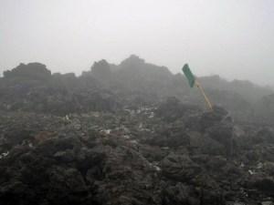 Mount Gamalama, Ternate, Indonesia