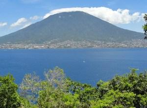 Ternate Island, Maluku Islands, Indonesia