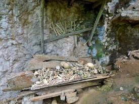 Kete Kesu burial site, Sulawesi, Indonesia