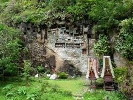 Londa burial site, Sulawesi, Indonesia