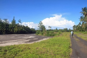 Dukono volcano trek, Halmahera, Indonesia
