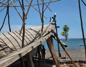 Wera village boat builders, Sumbawa, Indonesia