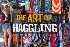 The art of haggling