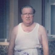 Robert Eric Hill when about 79 in Sri Lanka