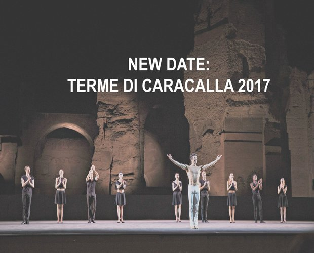 Roberto Bolle and Friends_Terme di Caracalla_Roma 2016