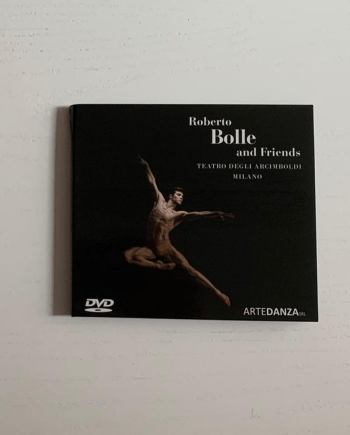 DVD Roberto Bolle and Friends