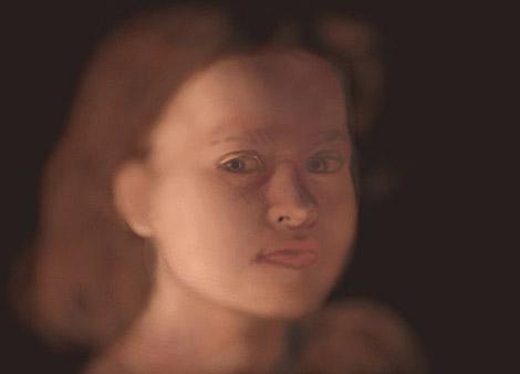 Digital Portrait Tutorial - Step 3