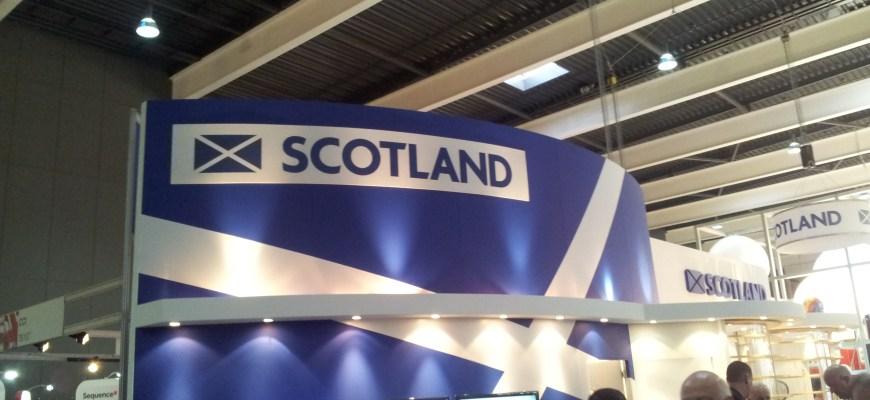 Scotland @ MWC 2013