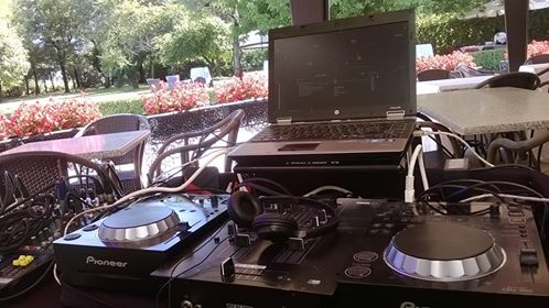 16-07-2016 – DJ per Wedding Party @ Villa Braida – Mogliano – DJ Roberto Sorbara