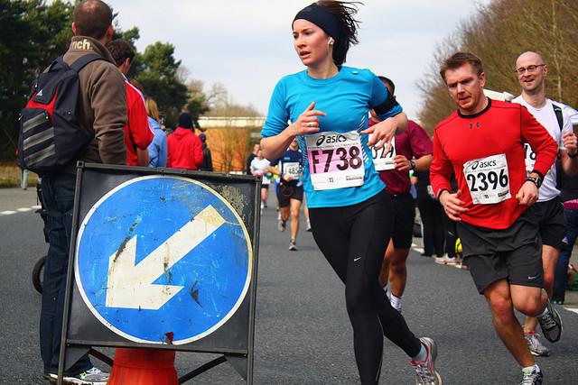 Fleet Half Marathon
