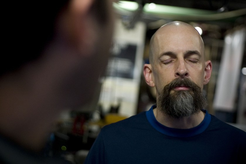 Neal Stephenson, by Flickr user jeanbaptisteparis