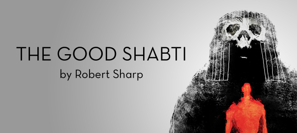 'The Good Shabti' unwrapping party