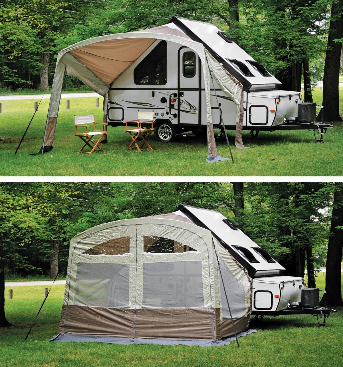 Excellent Flagstaff Camping Trailers A Frame Camper Combo Combo Details Bathroom A Frame Camper Bunk Beds curbed A Frame Camper